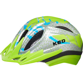 KED Meggy K-Star Bike Helmet Children green